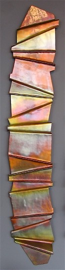 "341R-Copper Oxide 6"" x 34"" ""Ribbon"""